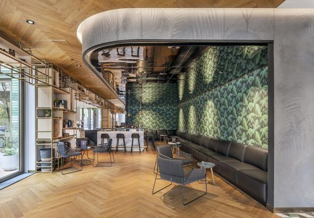 苏州咖啡厅怎么装修受欢迎?工业风格咖啡厅装修图片推荐