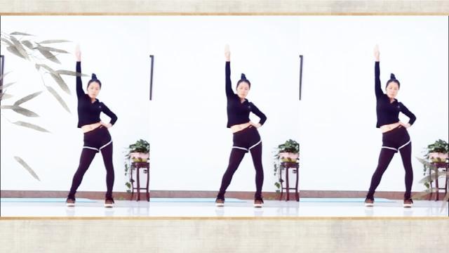 瘦全身健身操:活力健身百跳不厌,高效燃脂越跳越瘦想不美都不行