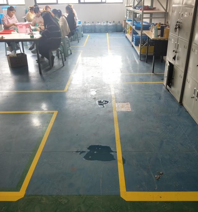 知行生产加速器助力卓亚5S改善新面貌
