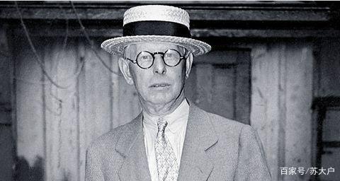 华尔街四大赌棍之首-杰西·利弗摩尔