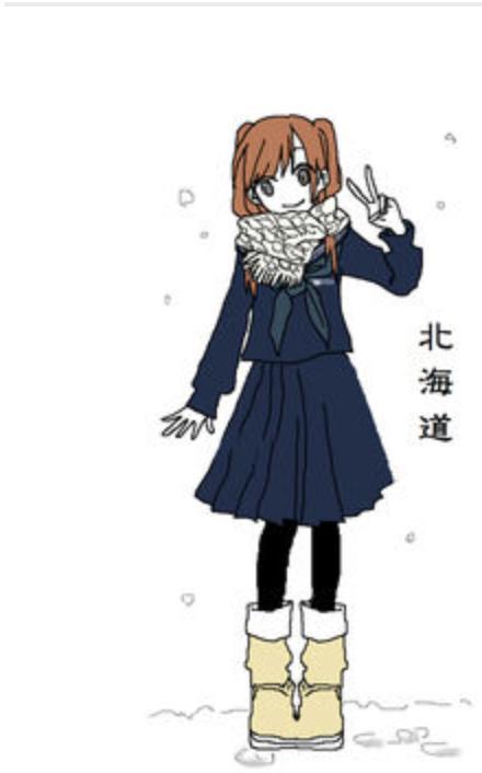日本ACG作品中各种女子校服盘点,无法名状,让你开眼!