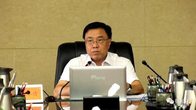 长汀县召开县政府常务会议