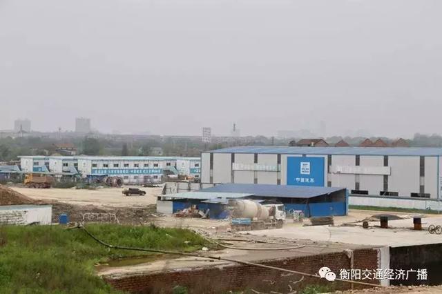 衡阳湘江大桥图片