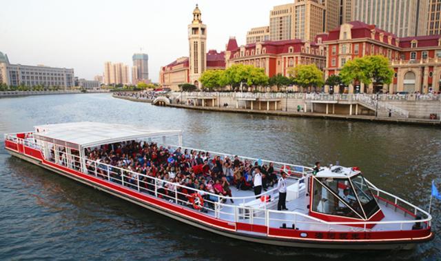 天津海河游船怎么样,海河游船地址/电话/点评/开放... _同程旅游