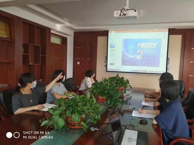 河北建工集团省四建一分公司举行施工技术文件编制评比赛