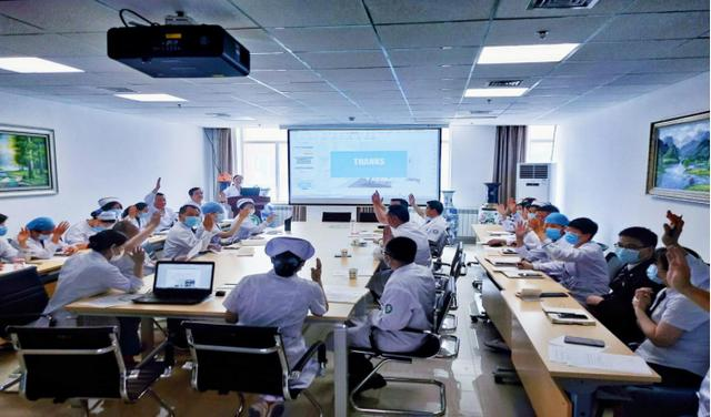 青海省第五人民医院召开2020年上半年医院感染管理委员会会议