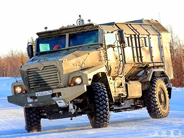 俄罗斯军用卡车