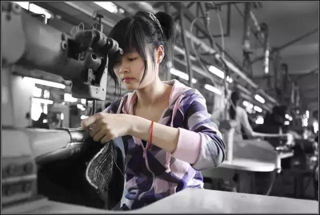 揭秘成衣制衣生产全过程,图文并茂!