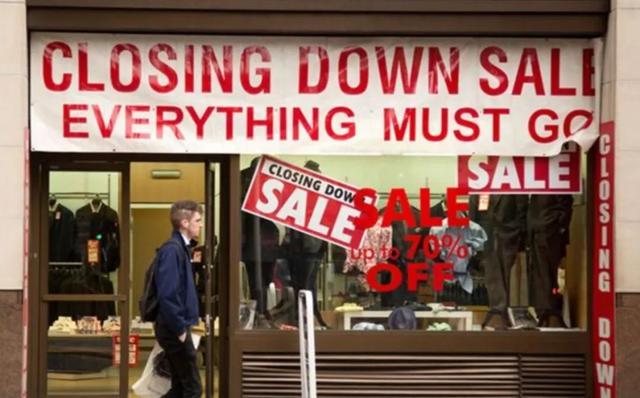 """全球零售巨头迎来""""二次倒闭潮"""""""