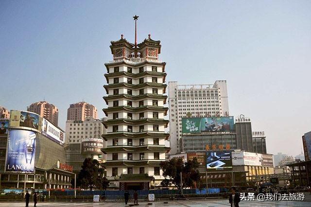 河南郑州全景图片大全