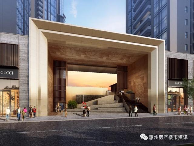 富康·锦绣壹号,大亚湾临深豪宅标杆项目,神盘又回来了