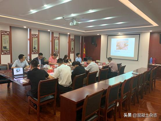 取经验、促提升 永固集团董事长简国钏一行赴杭州交流学习