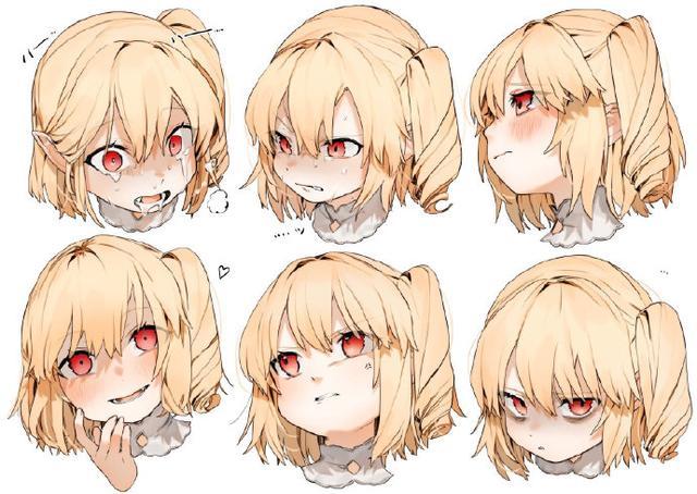 表情简笔画