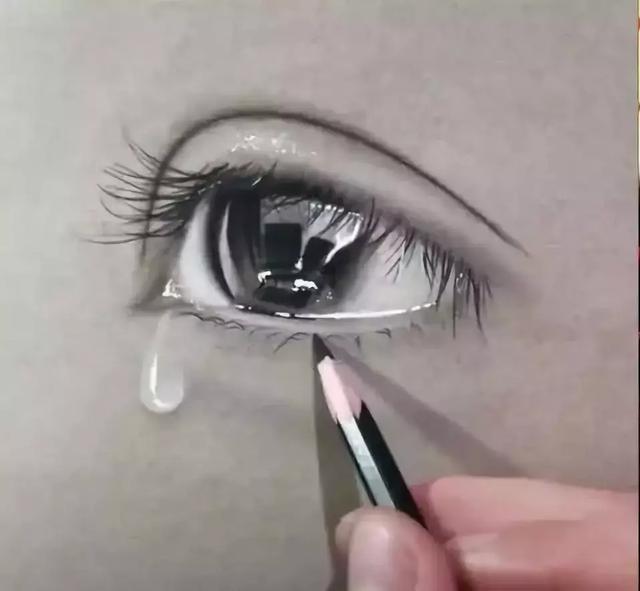 大神教你画各种栩栩如生的眼睛,好看到爆炸