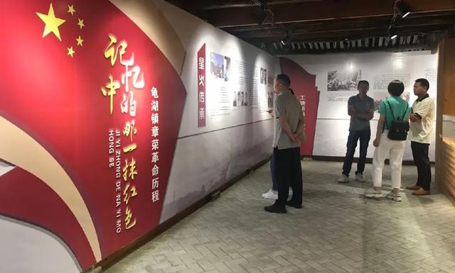 """县文联党支部赴龟湖镇合兴村开展 """"红七月·服务月""""系列活动"""