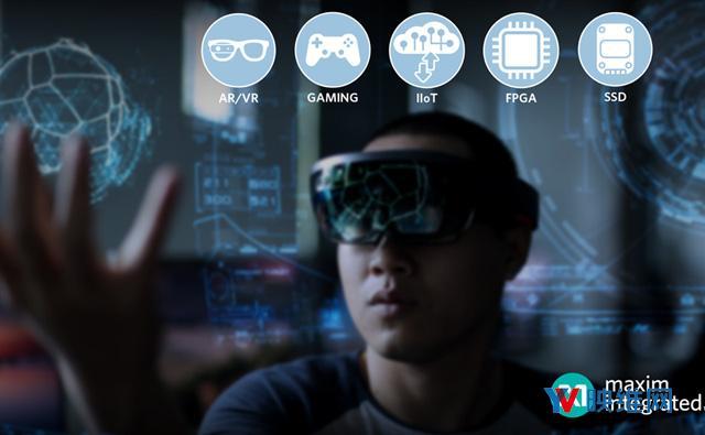 盘点AR/VR头显的十大元组件及其作用
