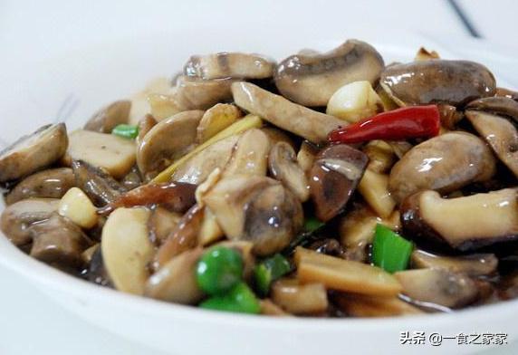 """上海妈妈教你""""椒盐蘑菇""""做法,外酥里嫩,口味咸鲜,制作简单"""