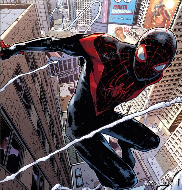 终极蜘蛛侠的悲剧,彼得·帕克的陨落,小黑蛛迈尔斯的崛起!