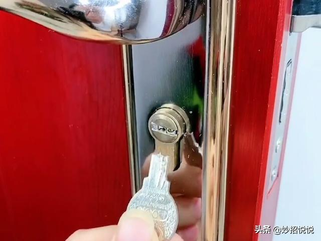 鑰匙斷在鎖孔里如何辦?教你一招不必再費錢請開鎖徒弟,本身搞定