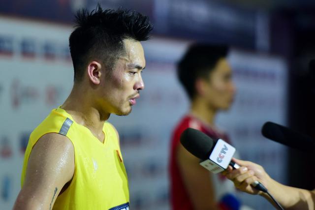 林丹中羽赛首轮出局,奥运会形势不乐观,谢杏芳1态度让人疑惑 第1张
