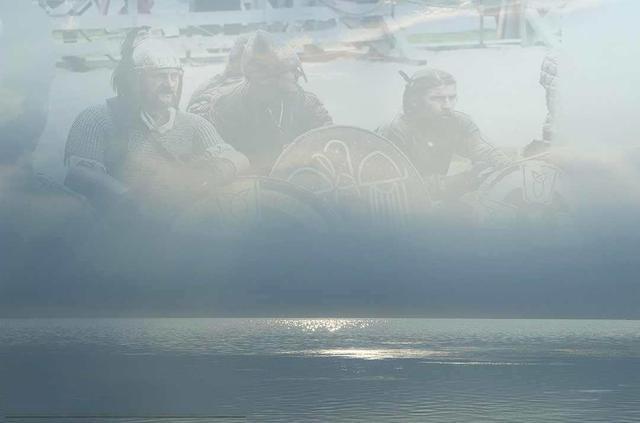 海市蜃楼图片真实吓人