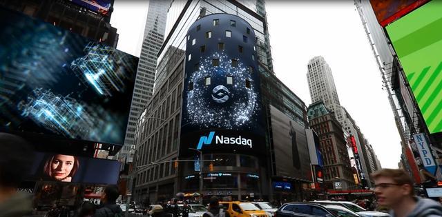 Global Token上了纳斯达克时代广场,区块链生态圈一定能很快实现 区块链 第5张