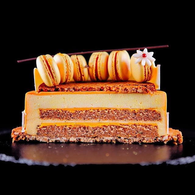 什么是慕斯蛋糕?