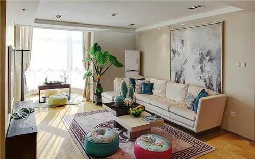 80平方小户型装修效果图介绍,两室一厅,直接拎... _装修之家网