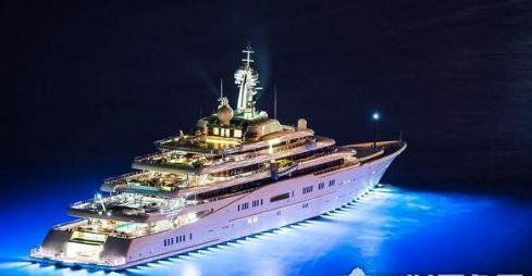 世界十大最贵私人游艇,每一艘都是海上行走的城堡!最贵45亿美元