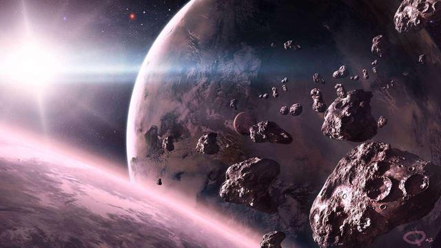 银河系中只有一个太阳吗?总数在1000亿至4000亿颗之间