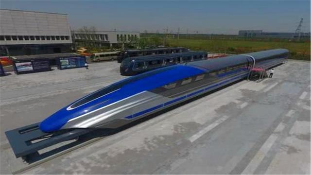 全球最长磁悬浮线即将诞生,约286公里耗资5944亿,预计7年后开通