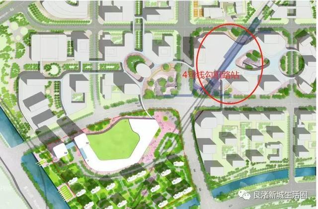 杭州第二座万象城规划公示 商业部分将建285米超高层办公楼