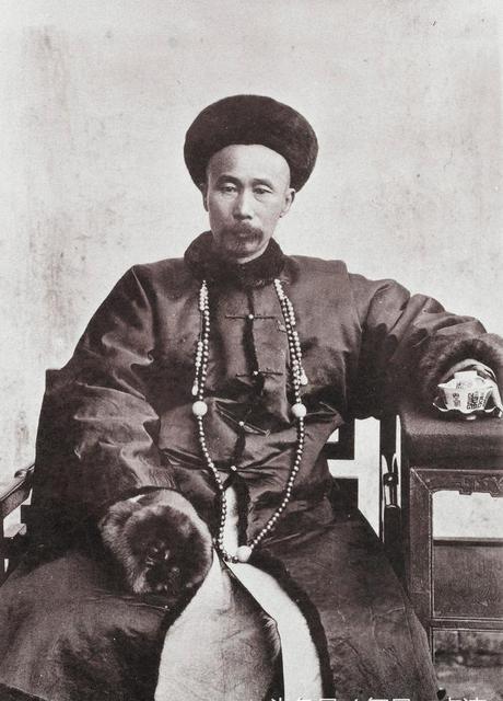 李鸿章与广东黑社会的恩恩怨怨