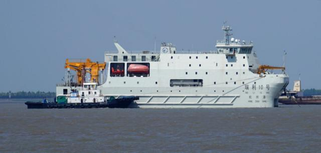 外媒:中国096型5年后成军,届时美国用于应对的新特种船也将服役