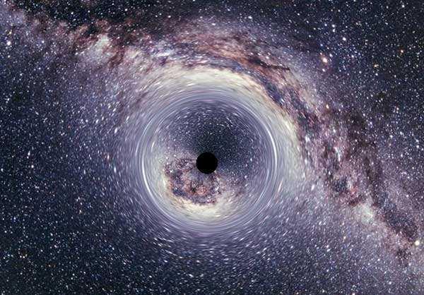 如果有飞船以接近光速的速度驶向黑洞,能成功穿越黑洞吗?
