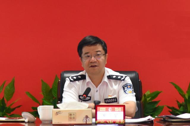 市公安局召开党委(扩大)会议进一步研究部署安全生产工作
