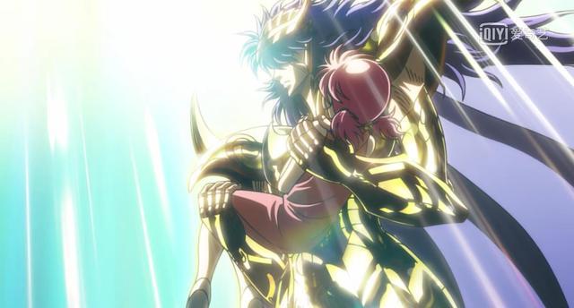 《圣斗少女翔》:战争女神与邪神的圣战,开创女性圣斗士新篇章!