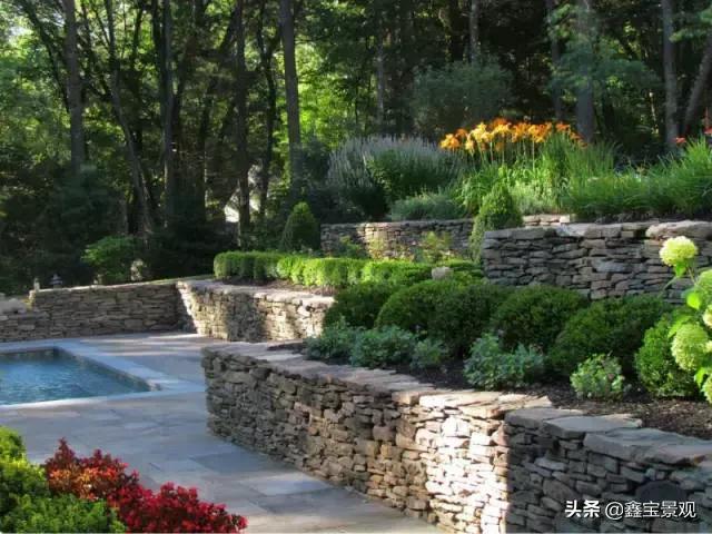一起走进庭院绿篱的世界,欣赏篱笆与庭院景观的完美结合_腾讯网