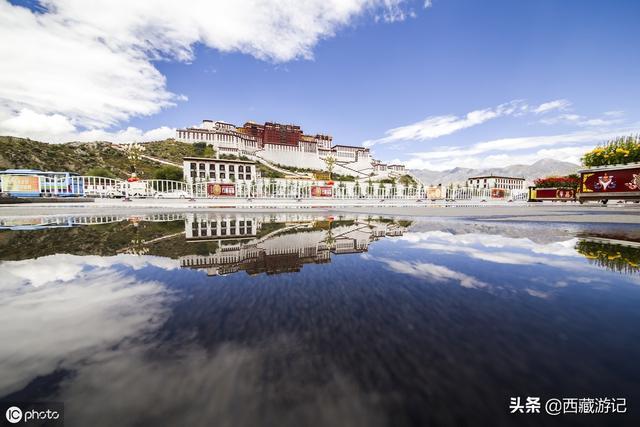 西藏拉萨美景图片大全