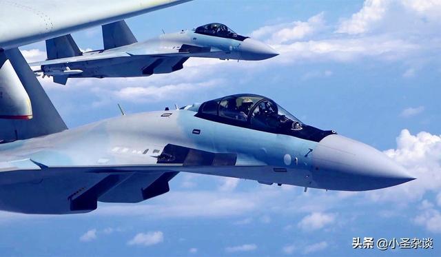 苏-35战斗机:除五代机外最先进的战机,中国已经购买了24架