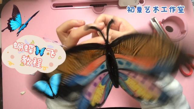 幼儿园小班美术活动:《神奇泡泡画》 - 美术 - 教视网