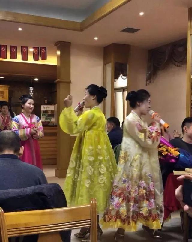韩国和朝鲜女人长相
