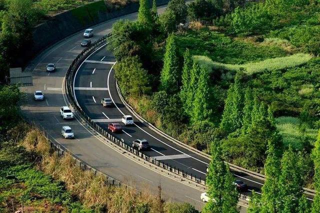 静庄高速公路路线图