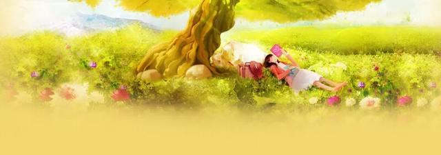童话世界背景