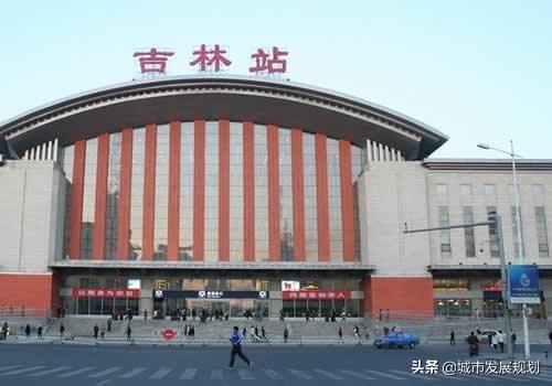 四平火车站图片