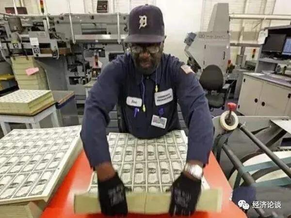 特朗普:我就把美元当纸用!美国再印5万亿,中国央行出手了