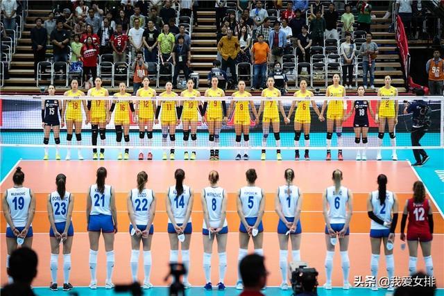 2019女排世界杯图片
