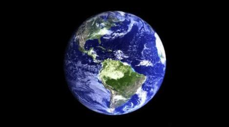 以往的蓝色星球,我们的地球长什么样了?真实面貌早已伤痕累累