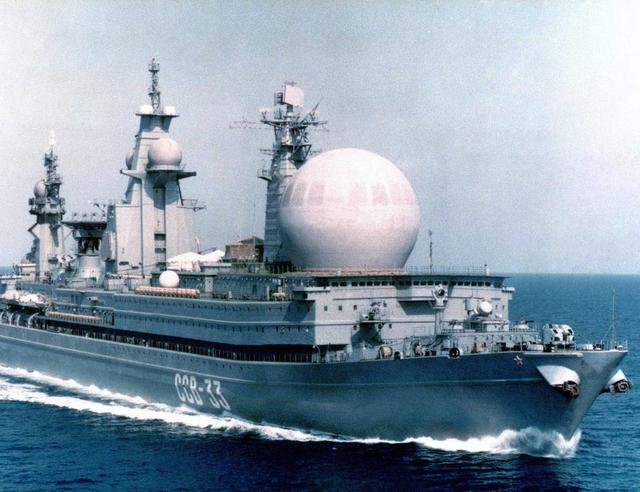 855电子侦察船