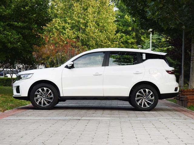 落地不到10万,吉利远景X6,惊喜十足的国产紧凑级SUV
